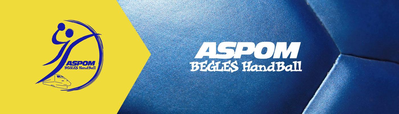 ASPOM BEGLES HANDBALL