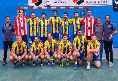 N2M : Victoire face à L'ETEC Handball 22 à 17