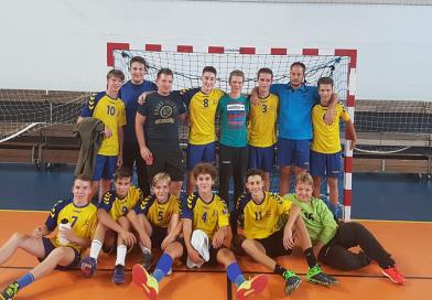 1ère Victoire nos -18ans Garçons en championnat Régional