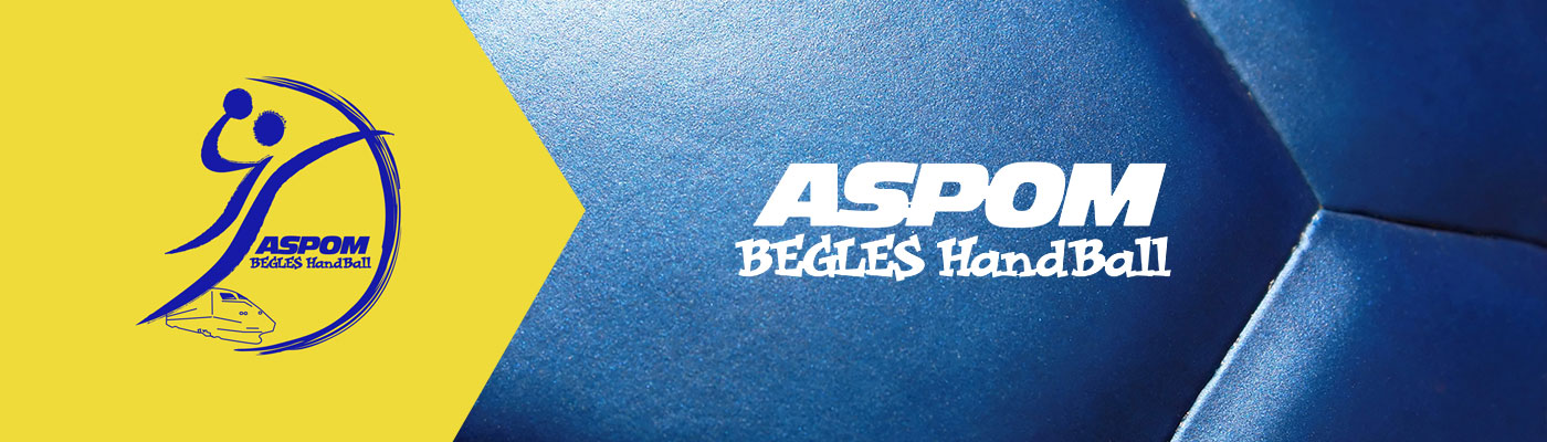 ASPOM BEGLES HANDBALL